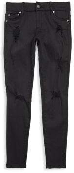 Tractr Girl's Dark Pants