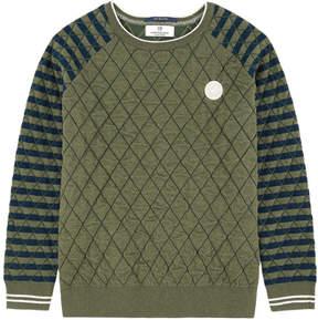 Scotch & Soda Padded sweater