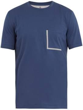 Brunello Cucinelli Crew-neck cotton-jersey T-shirt