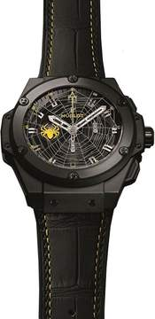 Hublot Spider King Power Chronograph Black Dial Men's Watch