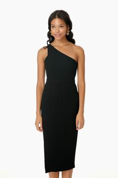 Finders Keepers Black Winslow Dress