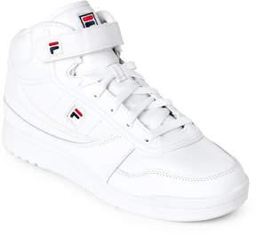 Fila White BBN 86 High Top Sneakers