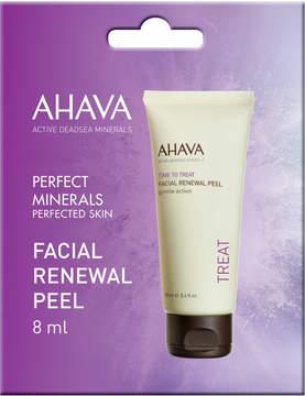 Ahava Facial Renewal Peel Sachet