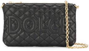 Dolce & Gabbana mini quilted shoulder bag