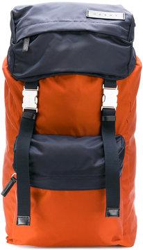 Marni bicolour backpack