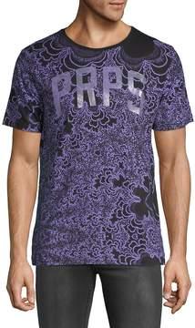 PRPS Men's Fun Print Crewneck T-Shirt