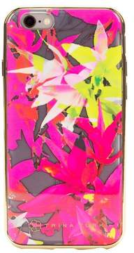Trina Turk Translucent Apple Phone Case - Multi - iPhone 6/6S