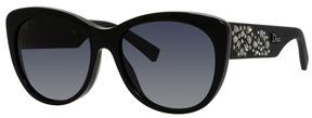 Safilo USA Dior Inedite Oval Sunglasses