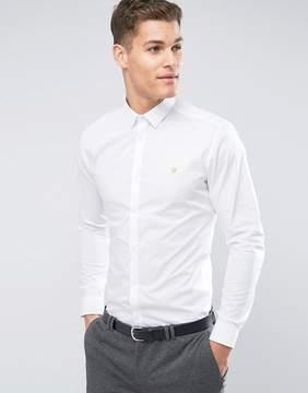Farah Slim Long Sleeve Smart Shirt