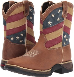 Durango Lil Rebel 7 Patriotic Western (Toddler/Little Kid)