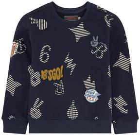 Catimini Printed sweatshirt
