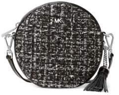 MICHAEL Michael Kors Canteen Circle Crossbody Bag