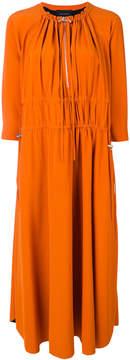 Cédric Charlier drawstring dress