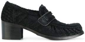 Silvano Sassetti heeled loafers