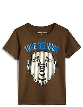 True Religion BUDDHA STRIPE TEE