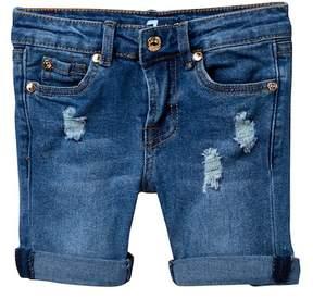 7 For All Mankind Bermuda Shorts (Little Girls)