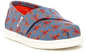 Toms Alpargata Lobsters Slip-On (Baby, Toddler, & Little Kid)