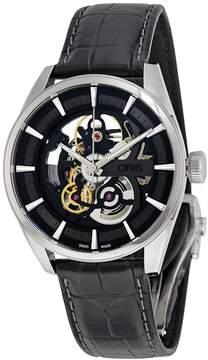 Oris Artix AutomaticSkeleton Dial Men's Watch 734-7714-4054LS