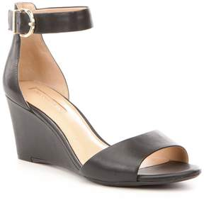 Antonio Melani Lynnette Strap and Buckle Wedges