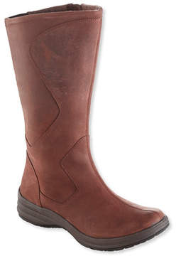 L.L. Bean Women's North Haven Leather Boots, Tall