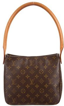 Louis Vuitton Monogram Looping MM - BROWN - STYLE