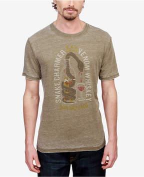 Lucky Brand Men's Snake Charmer Graphic-Print T-Shirt