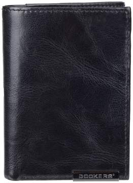 Dockers Men's Leather Trifold Wallet