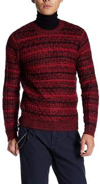 Antony Morato Wool Blend Thick Knit Sweater