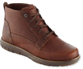 L.L. Bean Men's Mill Creek Chukkas, Leather