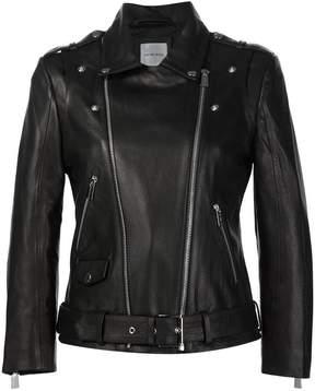 Anine Bing classic biker jacket