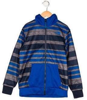 The North Face Boys' Reversible Hooded Jacket