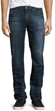 Joe's Jeans Brixton Slightly Distressed Denim Jeans, Colter