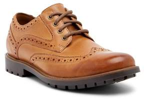 Clarks Curington Wingtip Leather Derby