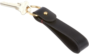 Royce Leather Men's Key Ring Organizer