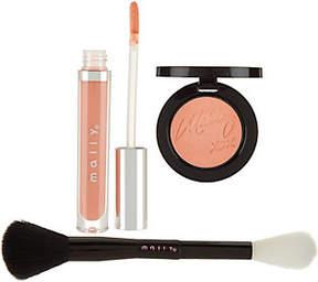 Mally Beauty Mally Lip & Cheek 3-piece Collection