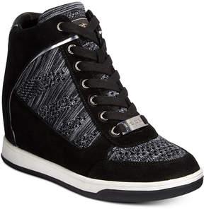 Bebe Sport Cheree Wedge Sneakers Women's Shoes