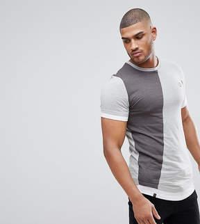 Le Breve TALL Split T-Shirt