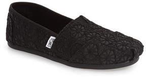 Toms Classic Slip-On Flat