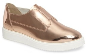 BP Women's Trist Slip-On Metallic Sneaker