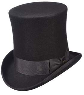 Scala Men's Wf571 Victorian Tall Top Hat.