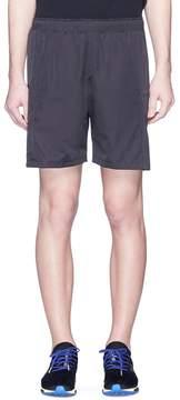 Cottweiler 'Off-Grid' zip outseam shorts