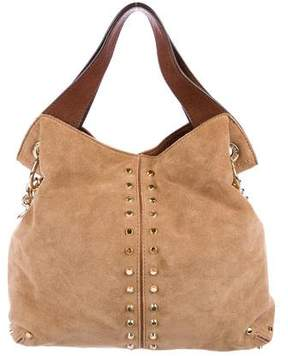 MICHAEL Michael Kors Suede Studded Tote