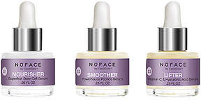 NuFace Serums Trio Pack.