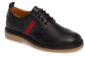 Toddler Boy's Gucci 'Darby' Oxford