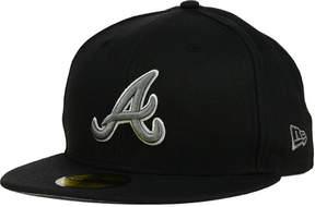 New Era Atlanta Braves Black Graphite 59FIFTY Cap