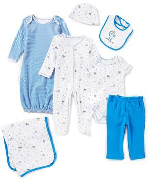 Starting Out Baby Boys Newborn-6 Months Western-Themed 7-Piece Layette Collection