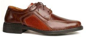 Josef Seibel Sander Contrast Leather Oxfords