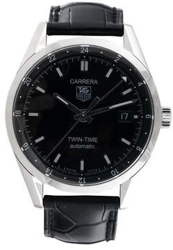 Tag Heuer Carrera WV2115.FC6180 Stainless Steel 39mm Mens Watch