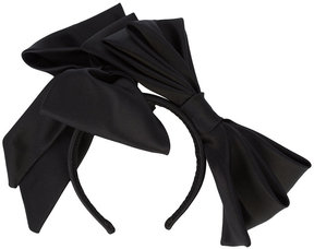 Dolce & Gabbana double bow hairband
