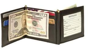 Royce Leather Men's Double Money Clip 113-5.